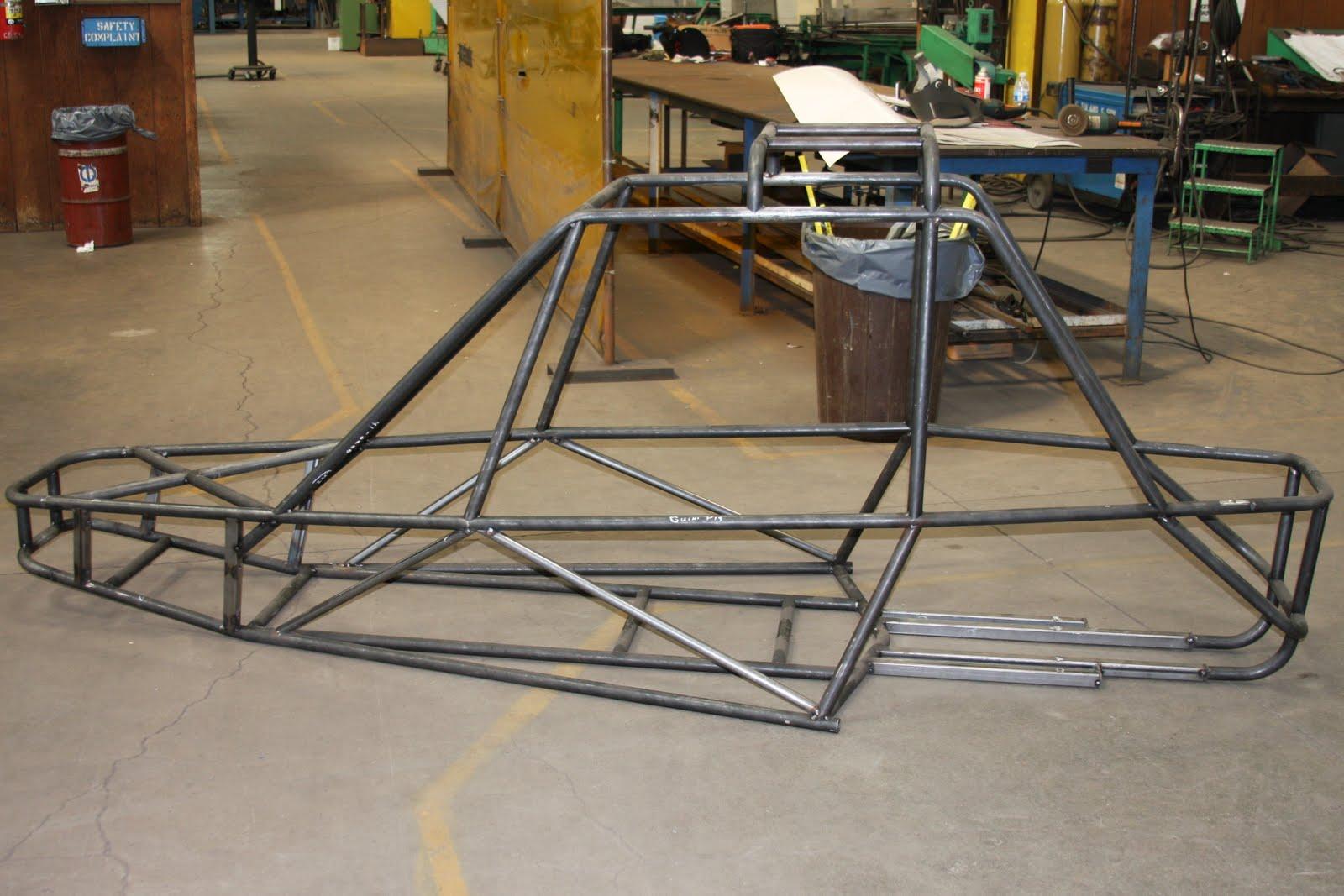 Sand Rail Frames : Mini sandrail nick s senior project