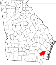 Brantley County Georgia