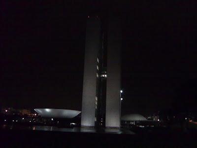 Brasília a noite