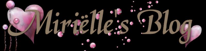 Mirielle's Blog