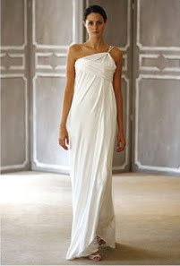 Egyptian Inspired Wedding Dresses