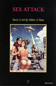Sex Attack (Erotic Comics) Dec 2002 | CBR | 53 Pages | 37.9 MB