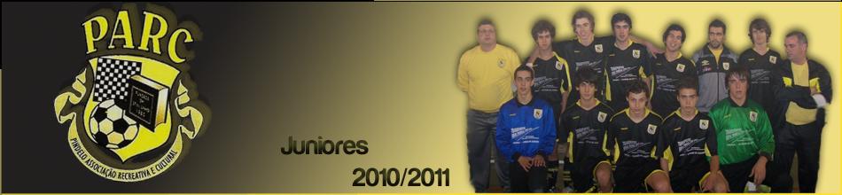 P.A.R.C. Juniores 2010/2011