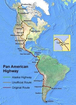 Pan American Highway - UnikBaca.Blogspot.com