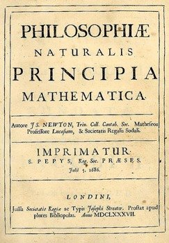 Principia Mathematica,Isaac Newton
