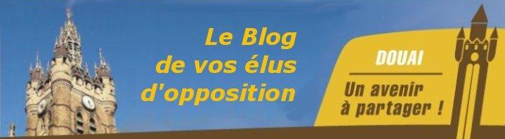 Groupe des élus d'opposition de Douai