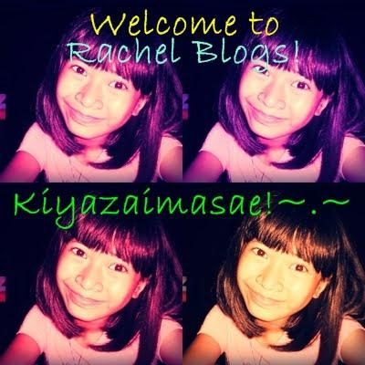 Rachel Blog's !