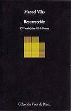 Portada de Resurrección