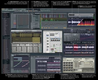 FL Studio  software