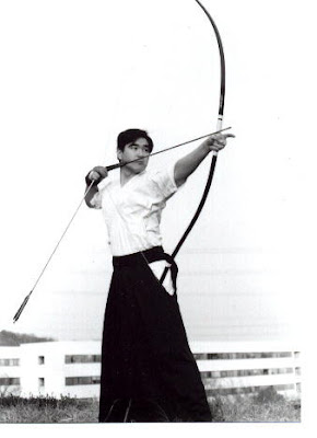 yumi traditional martial arts bow and arrow
