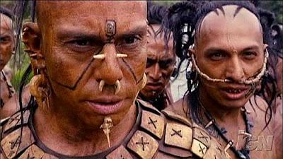 Mayan Warriors weapons