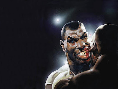 Mike Tyson the Human Weapon