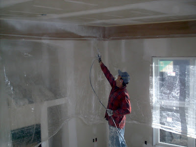 Texture king ceiling texture repair calgary