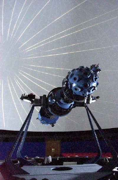Philosophy of Science Portal: Morehead Planetarium