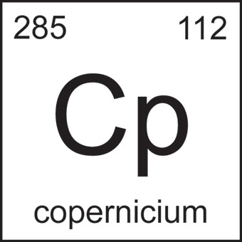 Philosophy of science portal it 39 s official element 112 for 112 periodic table