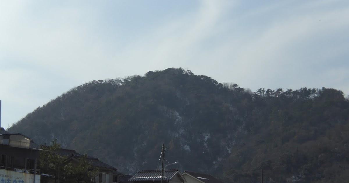 西国の山城: 桐山城(鳥取県岩美...
