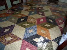 Black Diamond Quilt