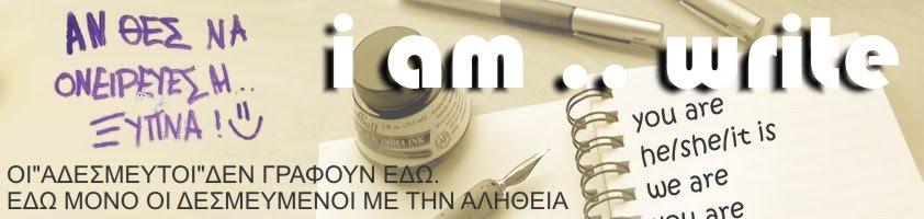 I-AM--WRITE