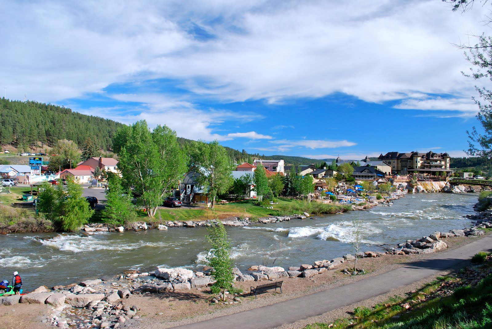 pagosa springs hindu single men Pagosa before whiteman, this was holy ground  the anasazi and many other indian people had interesting creation stories  pagosa springs journal.