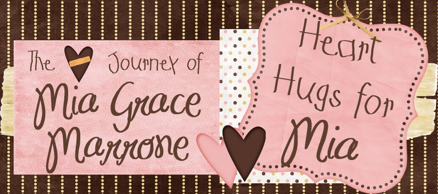 Mia Grace Marrone's Heart Journey