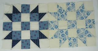 vintage antique quilt blocks Sister's choice