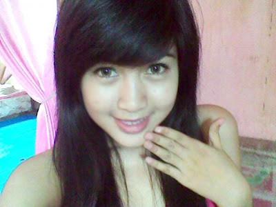 Dhyna ABG Palembang - Cewek cantik