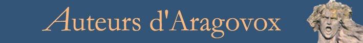 Auteurs d'Aragovox