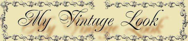 My Vintage Look - Magazin virtual de haine si accesorii noi, vintage si second hand.
