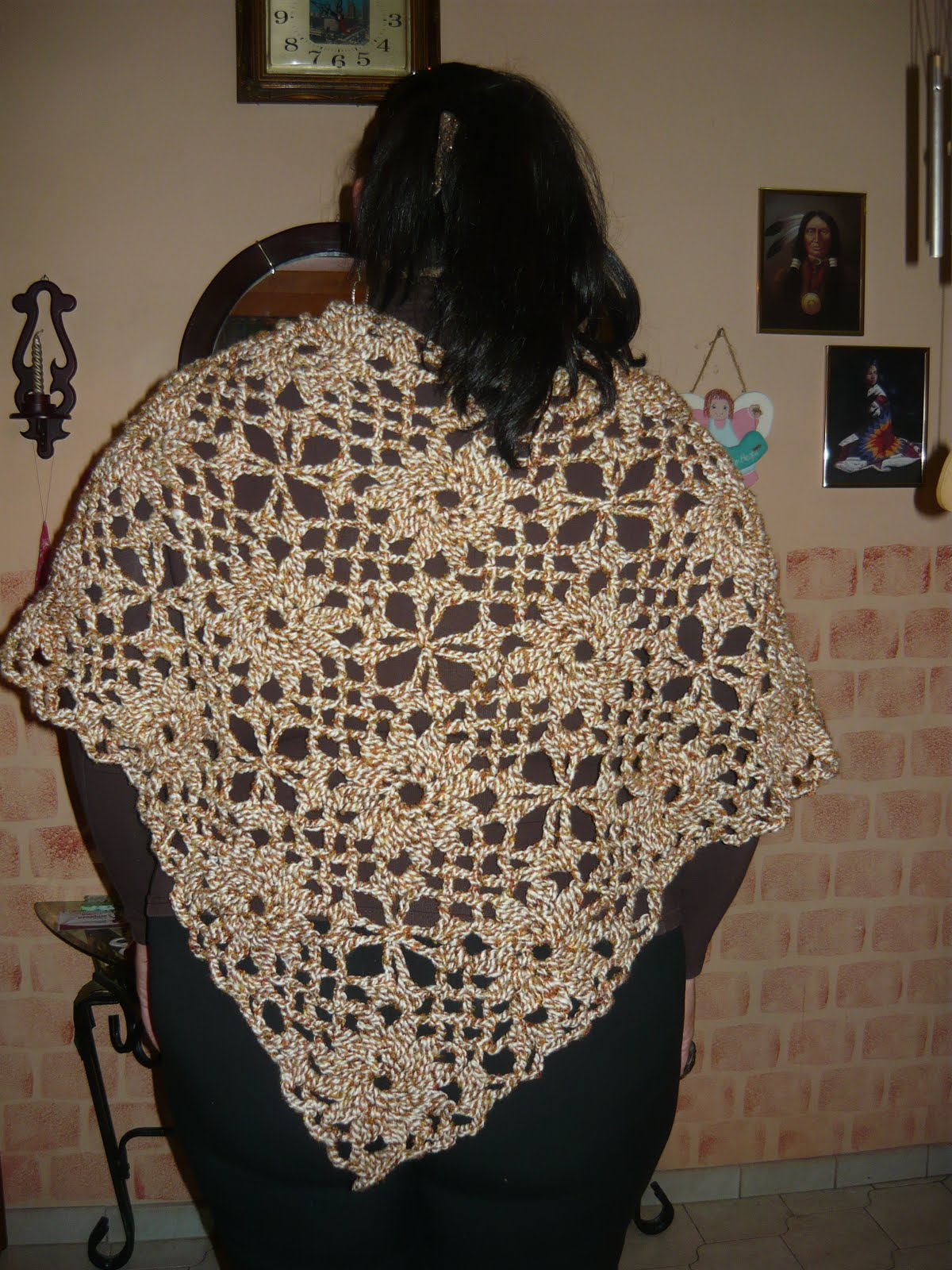 FREE CROCHET GIRLS PONCHO PATTERN - Crochet — Learn How to Crochet