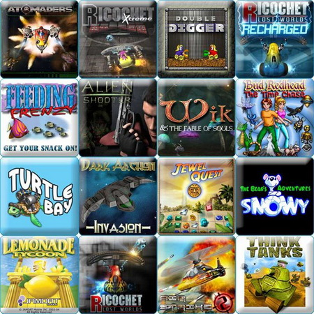 REFLEXIVE ARCADE GAMES COLLECTION ( Games) - Download Game PC Iso New Free