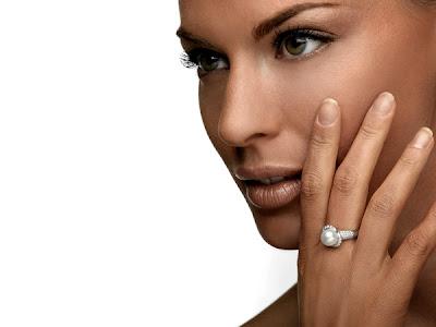 Nimei - кольца с жемчугом из Италии