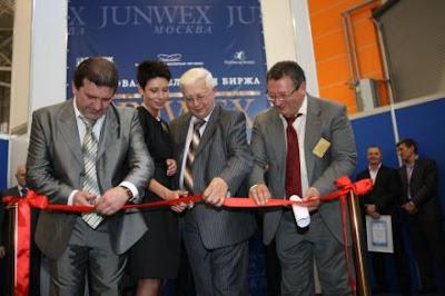 Московская ювелирная выставка JUNWEX Moscow