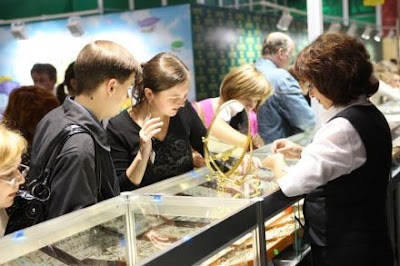 JUNWEX Moscow Jewelry Show