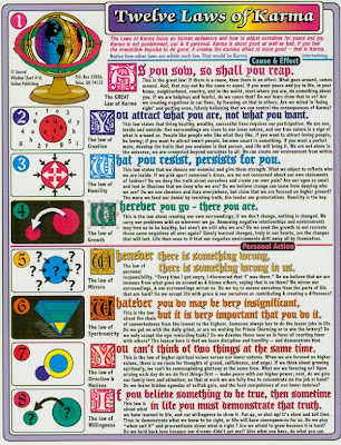 Cause And Effect Meaning The 12 Laws Of Karma List