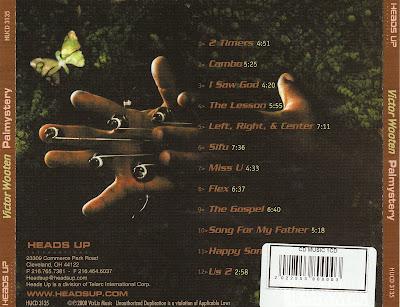 Victor Wooten - Yin-Yang (1999) [2CD] [EAC-FLAC]