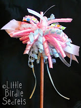 Fairy Princess Ribbon Wand