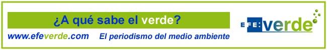 Noticias ambientales. Lo mejor de www.efeverde.com