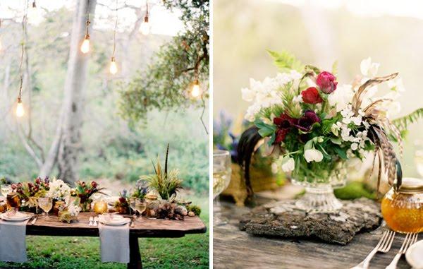 A Forrest Wedding