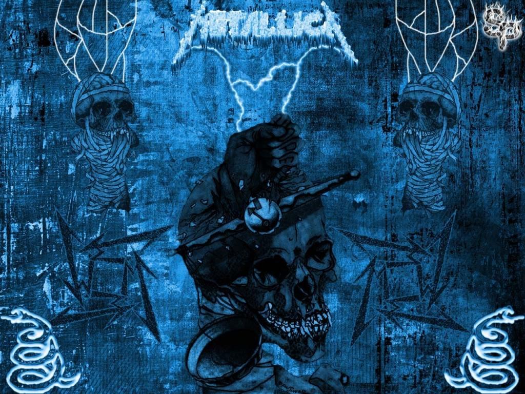 Free wallpapers buzz metallica wallpapers for desktop bacground - Metallica wallpaper ...