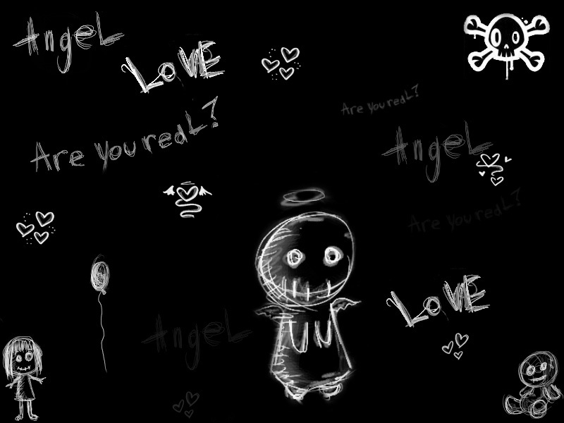 emo lovers background. Emo Love Wallpaper