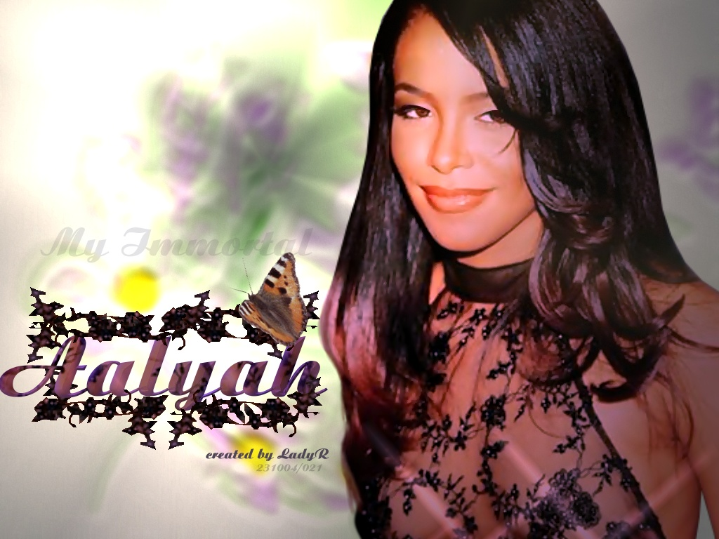 Aaliyah Wallpapers | Beautiful Wallpapers