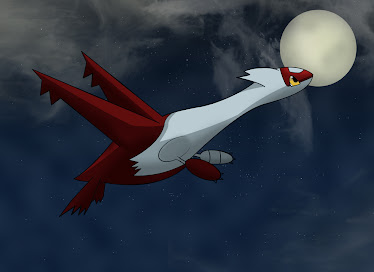 Latias is searching....