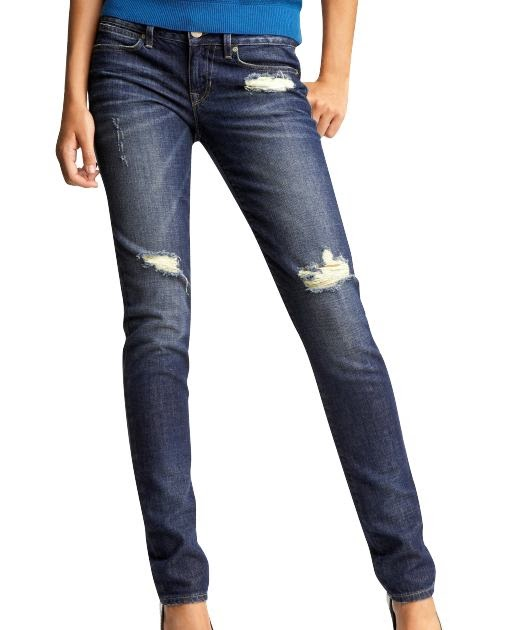 Medium Wash Jeans With Brown Shoes