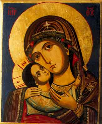 Mary, the Mother of God (Theotokos)