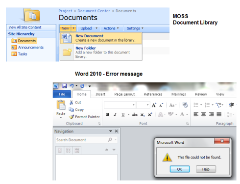 how to open previous version of word document