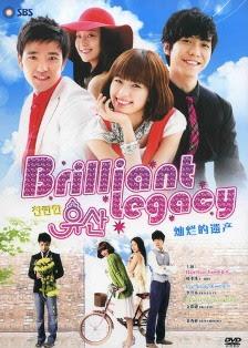 Người Thừa Kế Sáng Giá - Brilliant Legacy