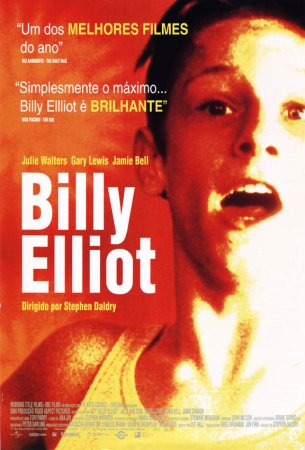 Billy Elliot DVDRip Dublado download baixar torrent