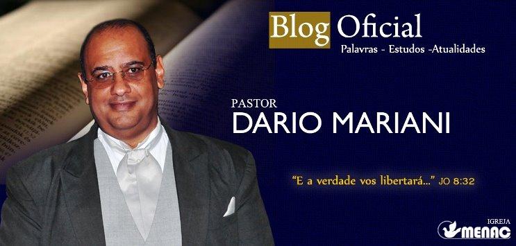 Pastor Dario Mariani