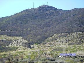 Pico en la Sierra de Santa Bárbara