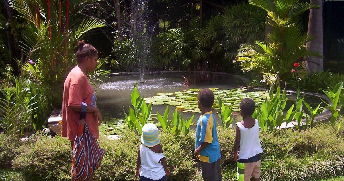 Malum Nalu Port Moresby S Garden Of Eden